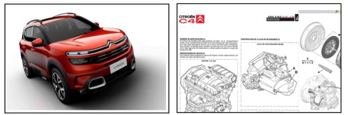 Manuales de mecánica Citroën