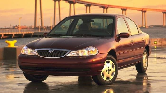 Ford Contour 1998 2.0 L