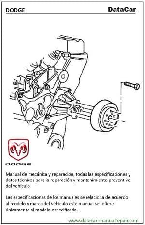Descarga Gratis el manual del Dodge Challenger SRT-8 2009