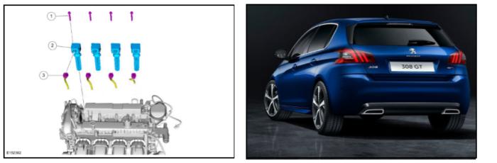 Manuales de mecánica Peugeot
