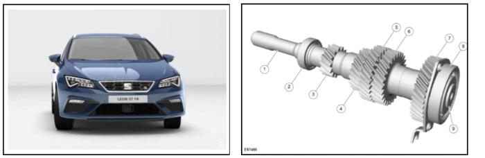 Manuales de mecánica Seat