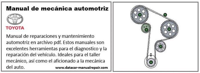 Descarga Gratis el manual de taller Toyota Starlet 1982