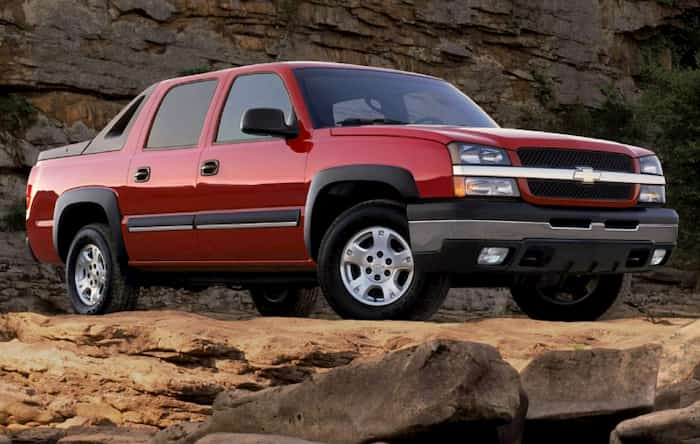 2004 Chevy Truck Avalanche 2500
