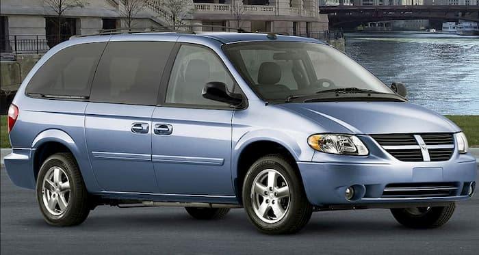 Manual de mecánica Dodge Caravan 2002-2007