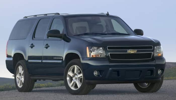 Chevrolet Suburban 2000-2006 Manual de taller