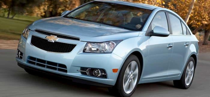 Chevrolet Cruze 2011 1.8L