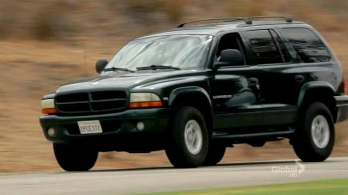 Manual de mecánica Dodge Durango 1998
