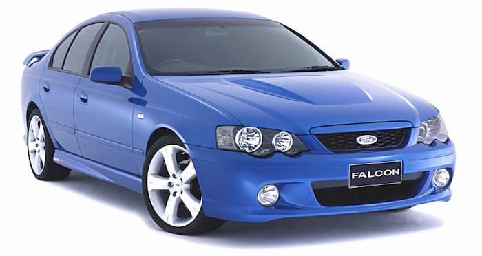 Manual de mecánica Ford Falcon 2003