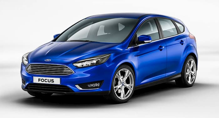 Manual de mecánica Ford Focus 2011-2014