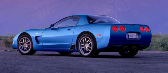 Chevroet Corvette C5 5.7 Manual de taller