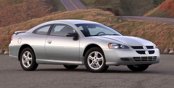 Chrysler Stratus-Sebring 2004
