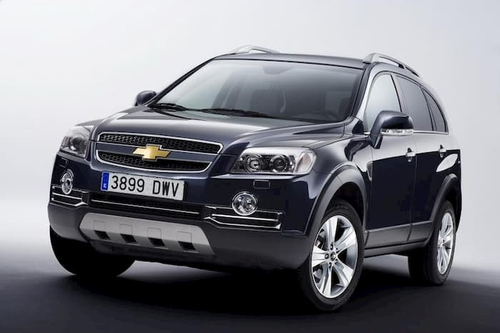 Manual de taller Chevrolet Captiva 2007