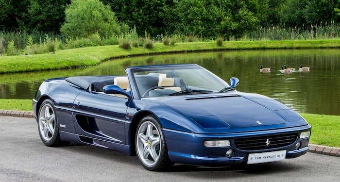 Manuales de mecánica Ferrari PDF