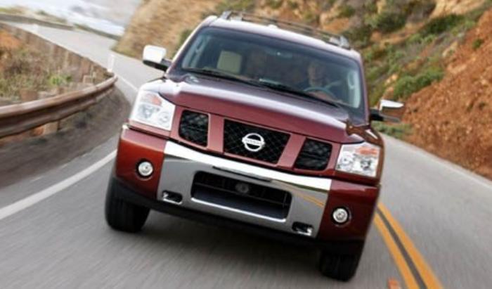 Nissan Armada 2004-2015