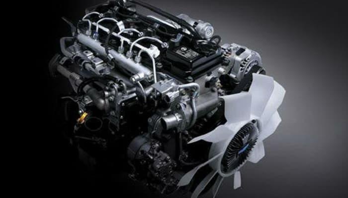 Motor Nissan Frontier ZD30