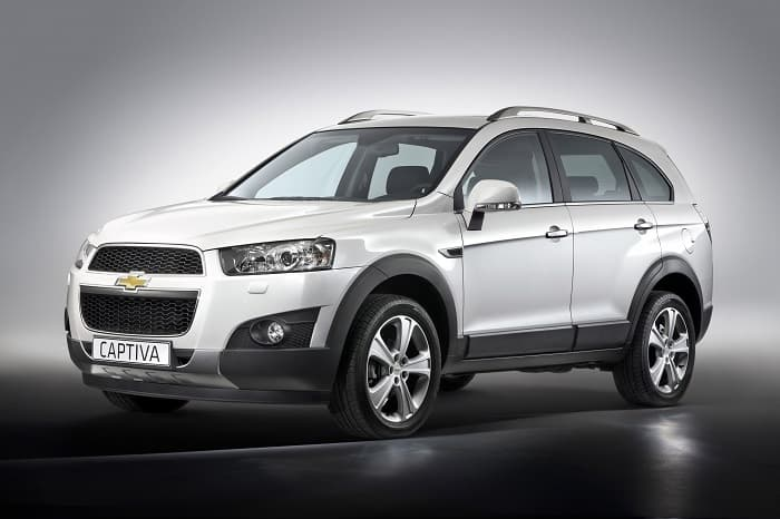 Manual de taller Chevrolet Captiva 2012