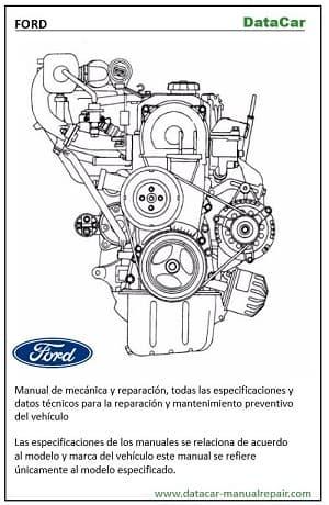 Descarga Gratis el manual de taller Ford Escape 2007 3.0