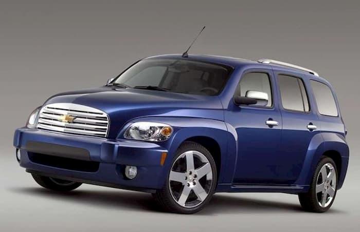 Chevrolet HHR LT 2011 2.2-2.4