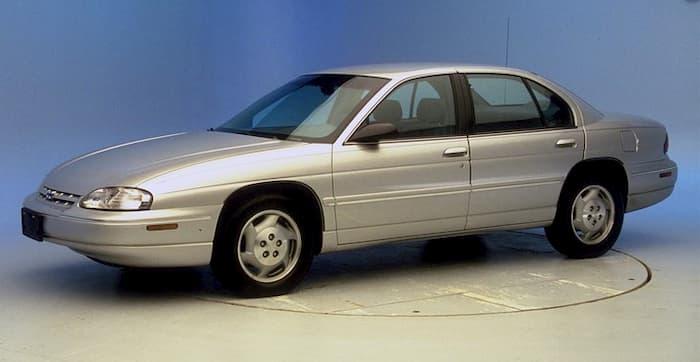 Chevrolet Lumina 3.1 2000-2001 Manual de mecánica