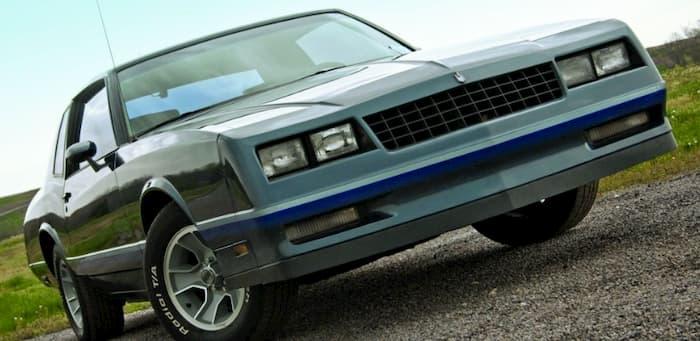 Chevrolet Montecarlo 1983