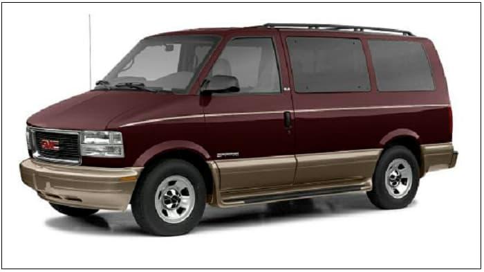 Manual de mecànica Chevrolet Astro-Safari 2000 4.3