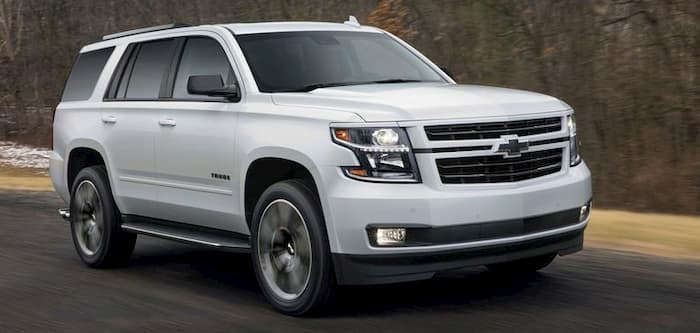 Chevrolet Tahoe 2014 - 5.3L, 6.2L Manual de mecánica