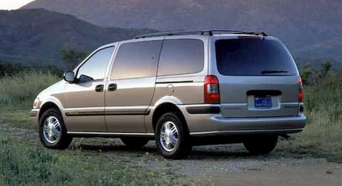 Chevrolet Venture LT 2000 Manual de mecánica
