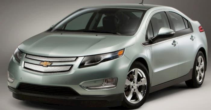 Manual de mecánica Chevrolet Volt 2013