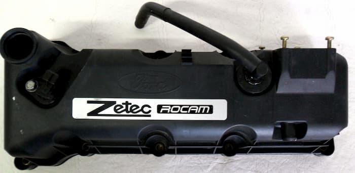 Rocam Zetec 1.6 Litros Manual de mecánica