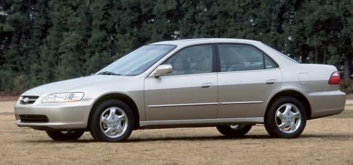 Honda Accord 2000 4Cil 2.3 Manual de mecànica
