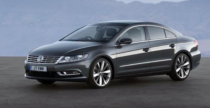 Volkswagen CC Luxury 2010 Manual de mecánica