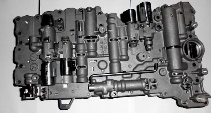 ZF4 HP16 Chevrolet Optra Transmisión automática