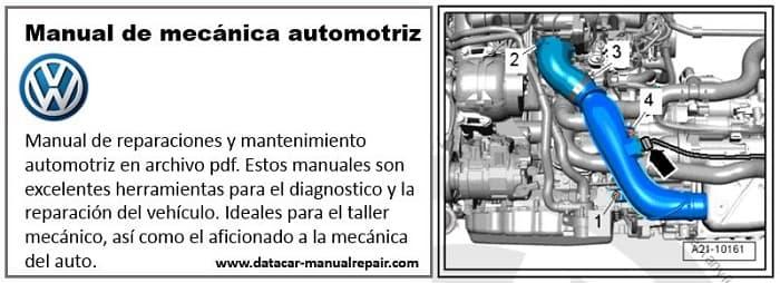Descarga Gratis manual de taller VW Volkswagen Passat CC 2010