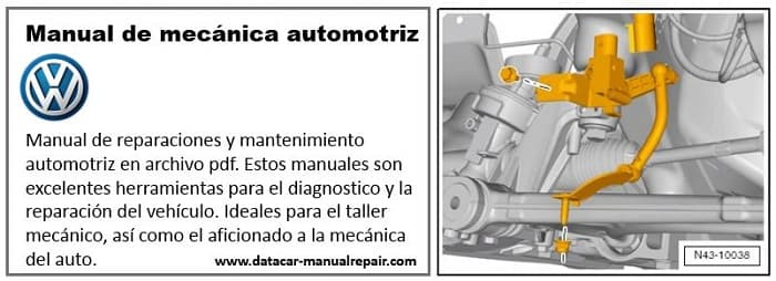 Descarga gratis manual de Taller Volkswagen GTI