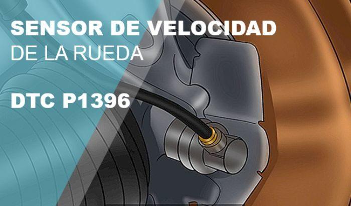 Código de falla P1396