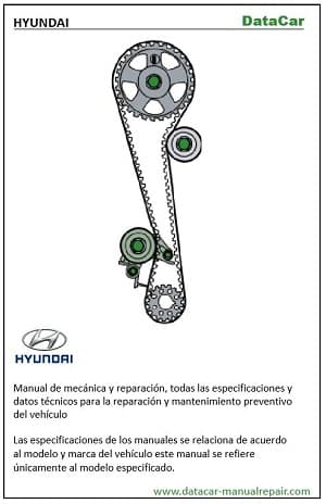Descarga Gratis el manual de taller Hyundai Accent Blue 2010