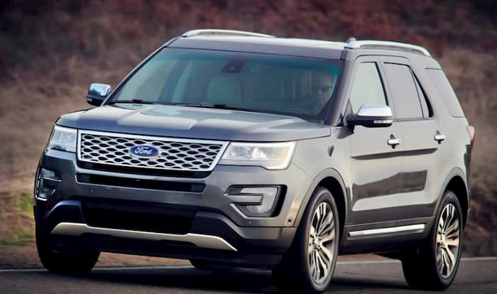 Manual de mecánica Ford Explorer Limited 2013