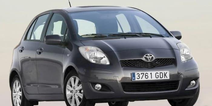 Manual de mecánica Toyota Yaris 2009