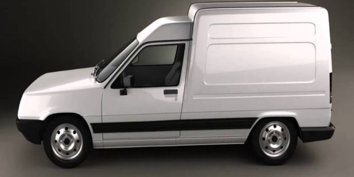 Renault Kangoo 1997-2003 D7F-E7J-F8Q