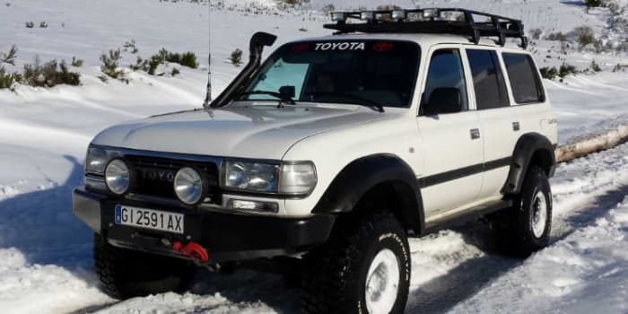 Toyota 1PZ 1HZ