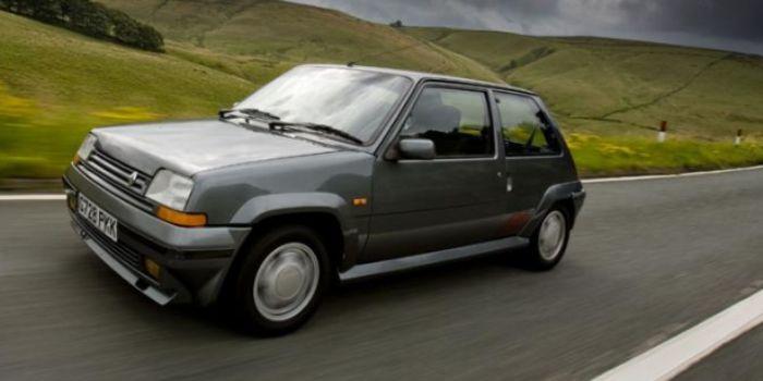 Renault 5 GT 1972-1985