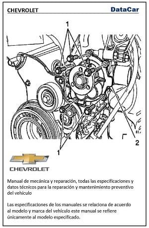Aveo 2006 Descarga manual de mecánica gratis