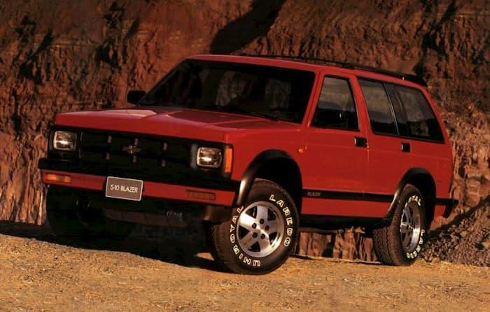 Chevrolet Blazer 1990 5.7L