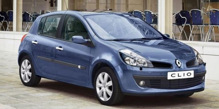 Renault Clio III 2006-2009