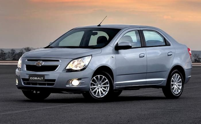 Chevrolet Cobalt 2010 2.0L Turbo
