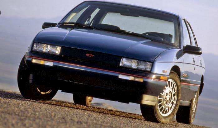 Manual de mecánica Chevrolet Corsica