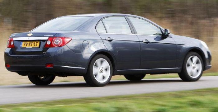 Chevrolet Epica 2006-2011 2.5L