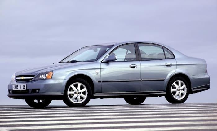 Chevrolet Evanda 2004-2006 2.0L