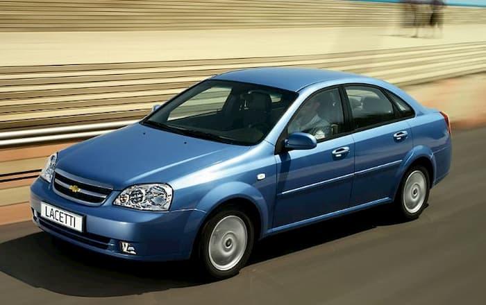 Chevrolet Laceti 2004-2007 1.8L