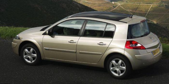 Renault Megane Sport 2007-2009 II 2.0D
